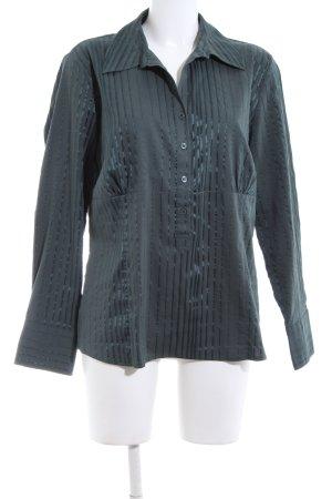 Biaggini Langarm-Bluse grün Casual-Look