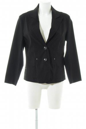 Biaggini Long-Blazer schwarz Business-Look