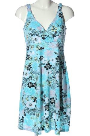 Biaggini Midi-jurk bloemenprint casual uitstraling