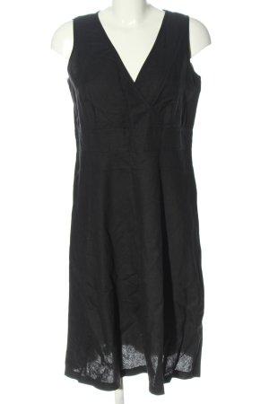 Biaggini Midi-jurk zwart casual uitstraling