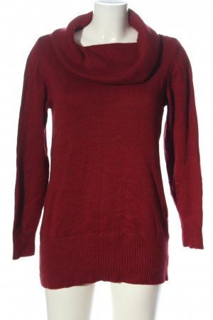 Biaggini Coltrui rood casual uitstraling