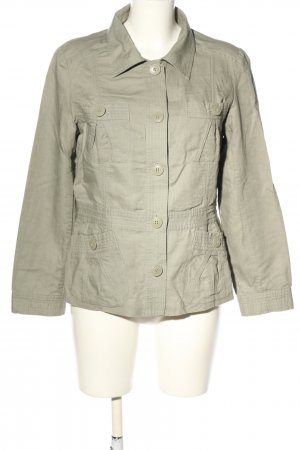Biaggini Safari Jacket light grey casual look