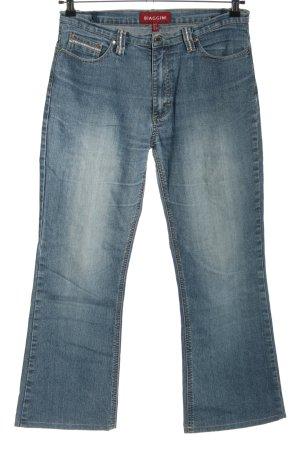Biaggini Boot Cut Jeans blue casual look