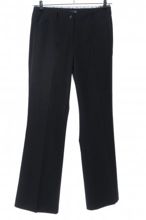 Biaggini Jersey Pants black business style