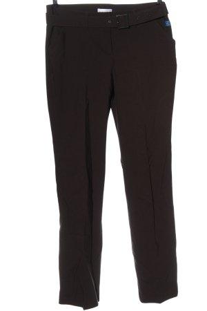Biaggini Stoffen broek bruin zakelijke stijl