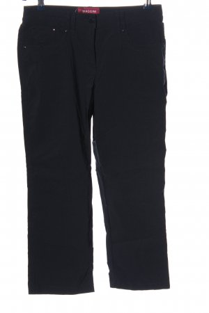Biaggini Pantalone jersey blu stile casual