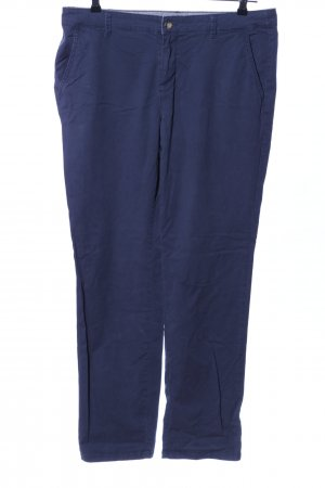 Biaggini Jersey Pants blue casual look