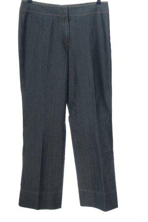 Bianca Baggy Pants blau Casual-Look