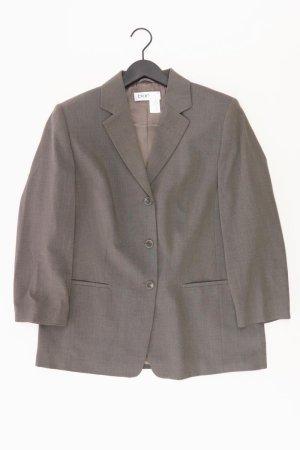 Bianca Blazer Größe 42 braun aus Wolle