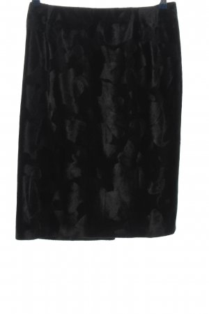 Bianca Bleistiftrock schwarz Elegant