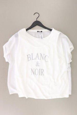 Bianca Bluse Größe 48 neuwertig weiß aus Viskose