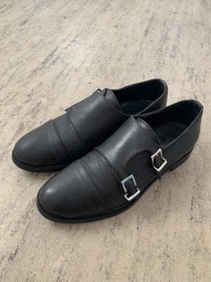 Bianca Di Zeilschoenen zwart-zilver