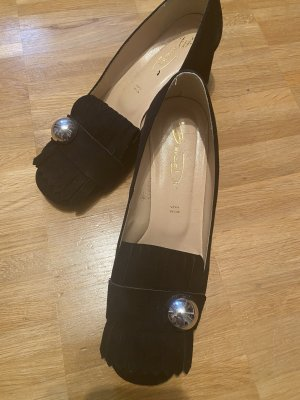 Bianca Di Loafers zwart