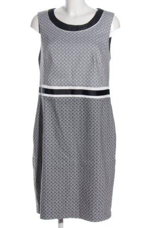 Bianca Sheath Dress allover print business style