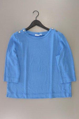 Bianca Fine Knit Jumper blue-neon blue-dark blue-azure viscose