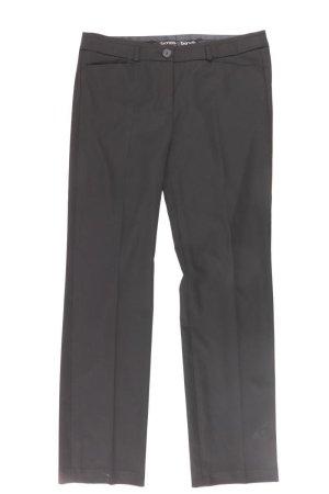 Bianca Pantalon noir polyester