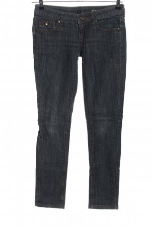 Bianca Low Rise Jeans black casual look