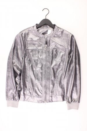 Bianca Jacket silver-colored polyester