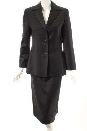 Bianca Ladies' Suit black business style