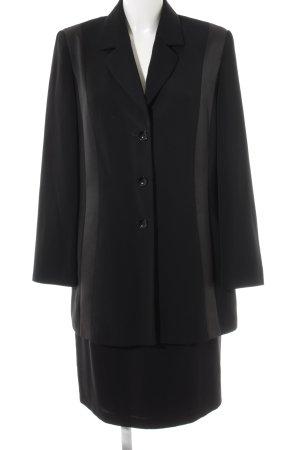 Bianca Ladies' Suit black elegant
