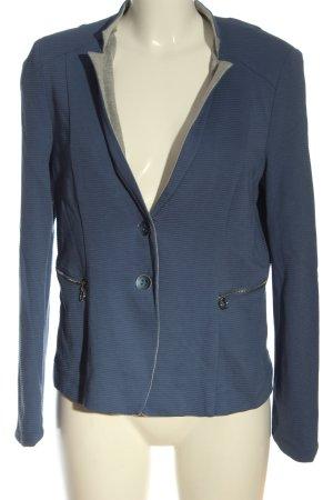 Bianca Kurz-Blazer blau Business-Look