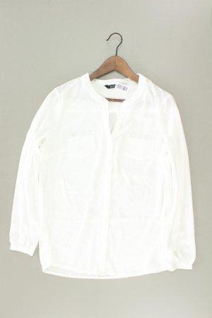 Bianca Langarmbluse Größe 36 weiß aus Polyester