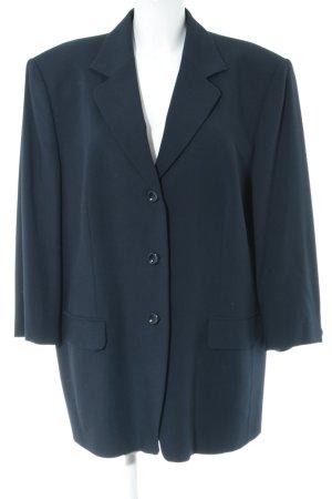 Bianca Long Blazer dark blue business style