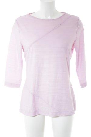 Bianca Longsleeve pink casual look