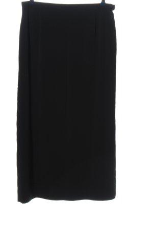 Bianca Maxirock schwarz Elegant