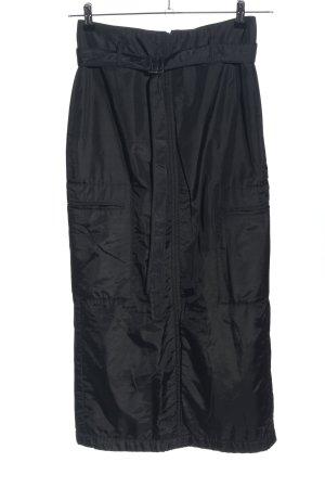 Bianca Midi Skirt black casual look