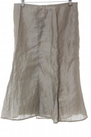 Bianca Midi Skirt silver-colored casual look