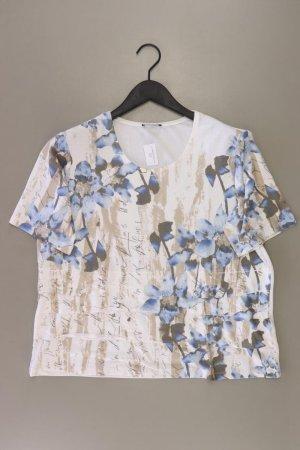 Bianca Print Shirt natural white cotton