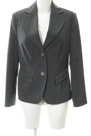 Bianca Tuxedo Blazer dark grey business style