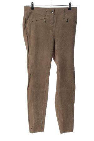 Bianca Jersey Pants bronze-colored casual look