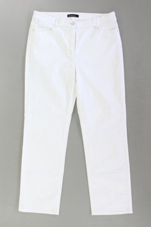 Bianca Straight Leg Jeans natural white cotton