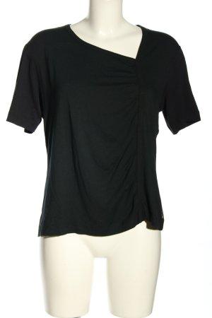 Bianca T-Shirt black casual look
