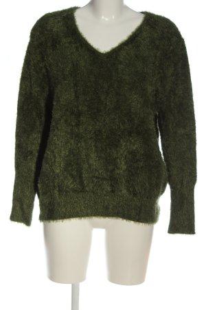 Bianca V-Ausschnitt-Pullover