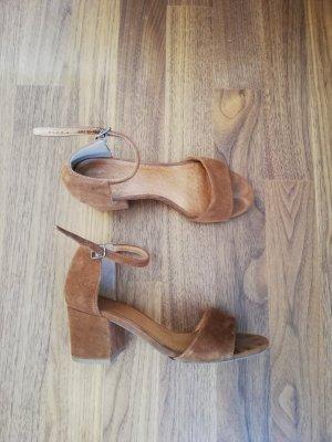 BIANCO Blockabsatz Sandalette