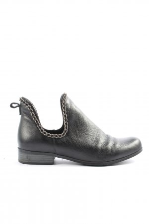 Bianco Slip-on Shoes black casual look