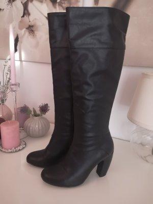 Bianco Heel Boots black
