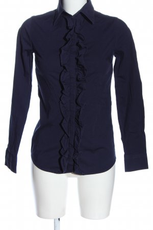 Biaumax Long Sleeve Shirt blue business style