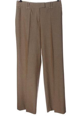 Biba Suit Trouser brown business style