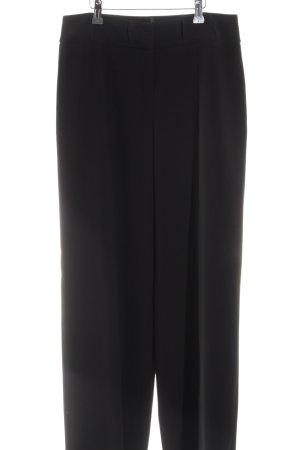Biba Pantalon de costume noir style d'affaires