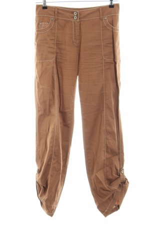 Biba Baggy Pants braun Casual-Look