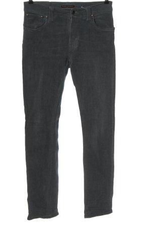 Biba Baggy Pants light grey casual look