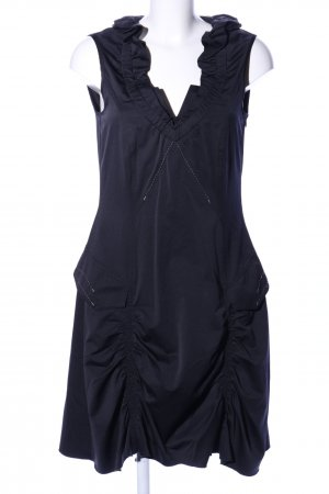 Biba Ballonkleid blau Casual-Look