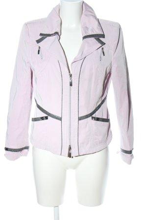 Biba Biker Jacket light grey casual look