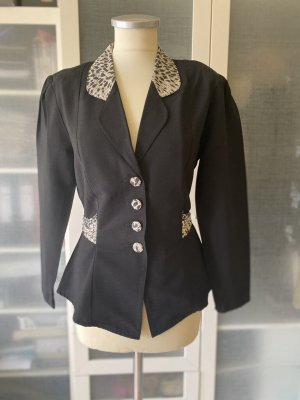 Biba Short Blazer black-light brown