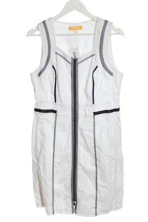 Biba Pencil Dress white-black casual look