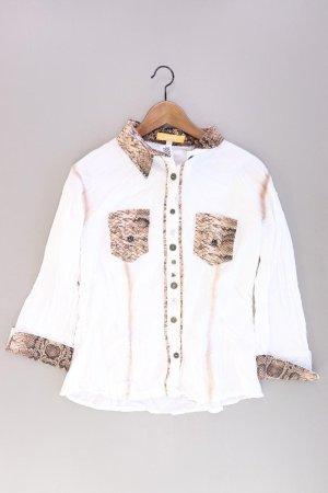 Biba Blouse natural white cotton